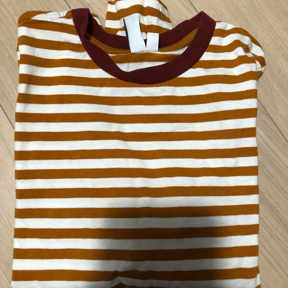 bc2c9ac8f & Other Stories Tops | Other Stories Striped Long Sleeve Tee | Poshmark